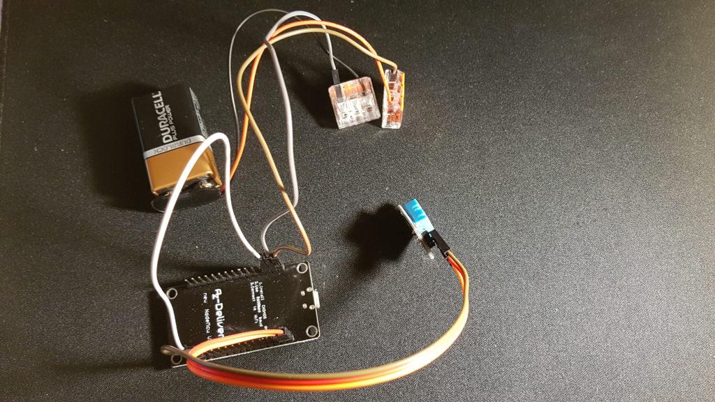 Arduino DTH11